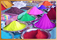 Holi Coloured Powder (Gulal)